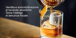 alcolici dogane