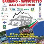 Trofeo Scarfiotti - Iscrizioni aperte per la Sarnano-Sassotetto in programma dal 3 al 5 agost