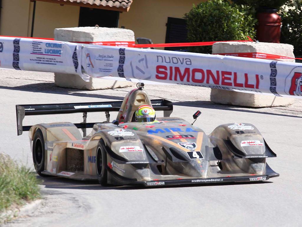 Michele Fattorini e Stefano Peroni sul podio piu' alto alla Sarnano-Sassotetto